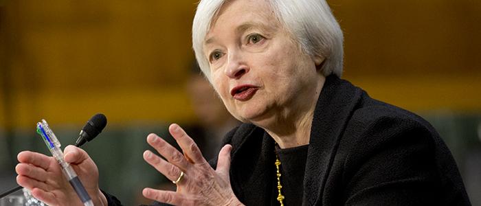 Yellen diventa falco e vede rialzo tassi interesse vicino