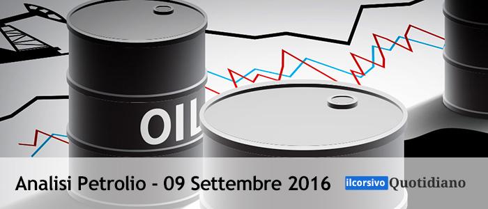 Il petrolio vola a 50 dollari