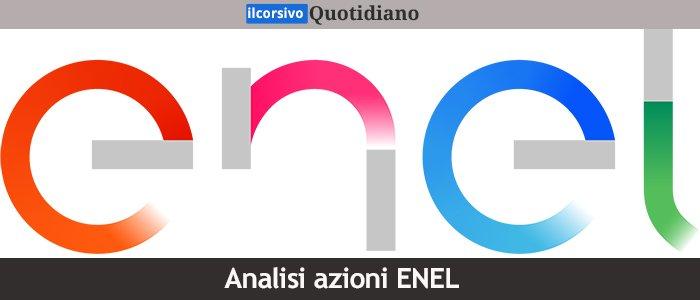 c4477458f7 Il mercato apprezza i conti trimestrali di ENEL: titolo in aumento